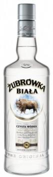 Vodka Zubrowka biala 0.7l 40%