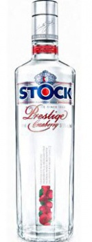 VODKA Stock Prestige cranberry 37.5%