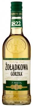 VODKA Zoladkowa Gorzka Mieta 0.5L 34%