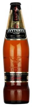 Beer Svyturys extra 5.2% 0.5L