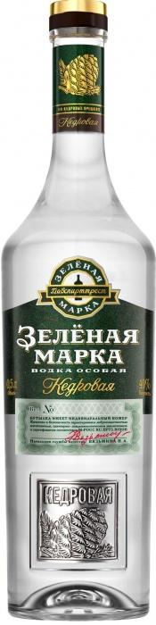 Zelenaia Marka Kedrovaia 0.5L