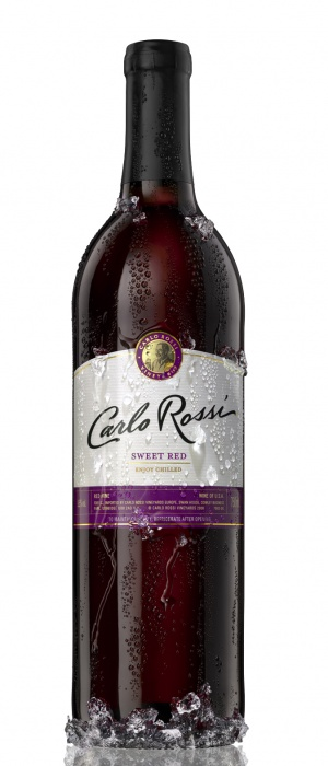 Carlo Rossi Sweet RED 0.75L