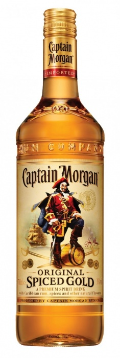 RUM Captain Morgans 35% 700ml
