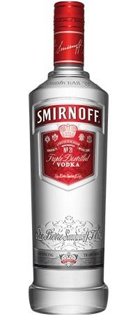 VODKA Smirnoff 0.7L 37.5%