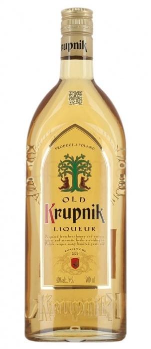 Liqueur Krupnik 38% 0.7L