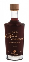 VODKA Debowa Gold Blackcurrant 35% 0.5L