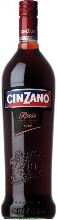 WINO CinZano Rosso 1L 14.4%
