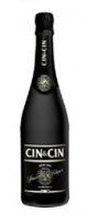 CIN CIN Black sparklin bottle 0.75L