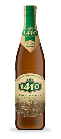 Beer 1410 5.3% 0.568L bot