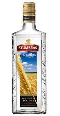 VODKA Stumbras 40% 0.5L
