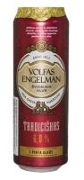 Beer V.E. Tradiciskas 6% 0.568L can