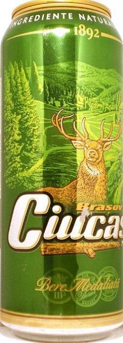 Beer Ciucas 0.5L