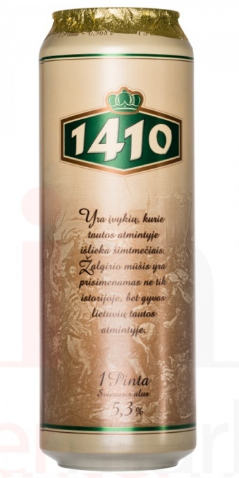 Beer 1410 5.3% 0.568L can