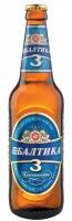 Beer BALTIKA N3 4,8% 0.5L