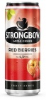 STRONGBOW APPLE CIDERS RED BERRIES 0.3...