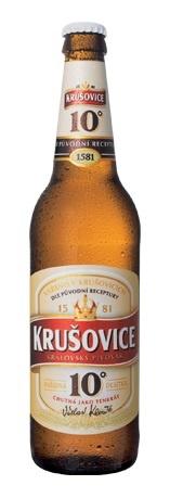 Beer Krusovice 4.2% 0.5L bot