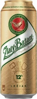 Beer Zlaty Bazan 0.5L can