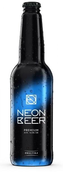 Beer BALTIKA NEON 4,5% 0.44L