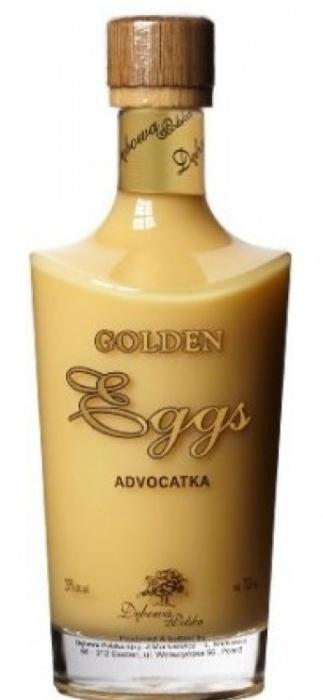 Liqueur Debowa Advocatka GoldEggs 0.5L 20