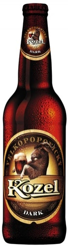 Beer Kozel dark 3.8% 0.5L bottle