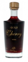 VODKA Debowa Gold Cherry 30% 0.5L
