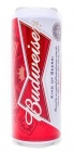 BEER Budweiser can 0.5L 4.8%