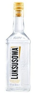 VODKA Luksusova 40% 0.5L