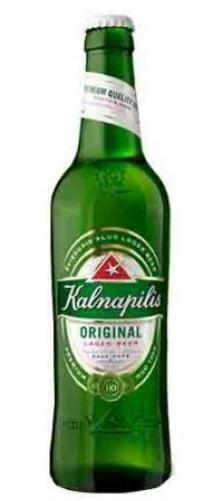 Beer Kalnapilis Original 5% 0.5L bottle