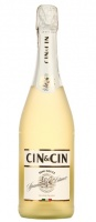 CIN CIN White sparklin bottle 0.75L